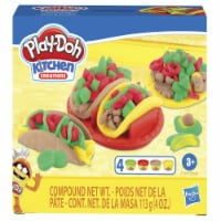 Play-Doh Kitchen Creations Taco Time Playset