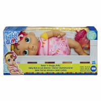Hasbro Baby Alive Sweet 'n Snuggly Baby Doll - 1 ct