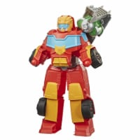 Playskool Heroes Transformers Rescue Bots Academy Hot Shot Action Figure