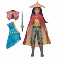 Disney Raya and the Last Dragon Raya's Adventure Styles - 9 ct