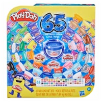 Hasbro Play-Doh Ultimate Color Collection - 65 pk