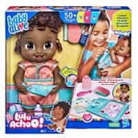 Baby Alive Lulu Achoo Doll - 1 ct