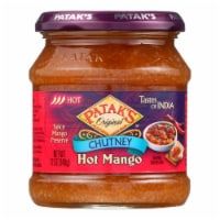 Patak's® Hot Mango Chutney - 12 oz