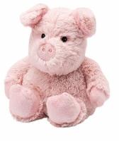 Warmies  Pink Pig Stuffed Animal - 1 ct
