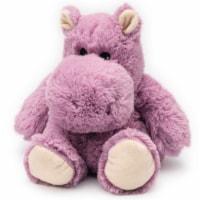Warmies Hippo Stuffed Animal - 1 ct