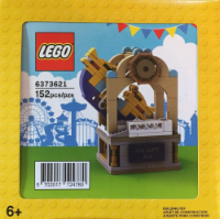 Lego 6373621 Swing Ship Ride 2021 Vip Exclusive New With Sealed Box - 1