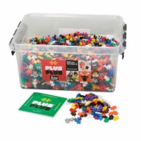 Plus-Plus School Set Building - Assorted