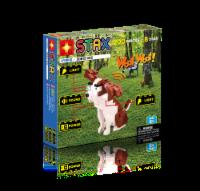 Light Stax Hybrid Dog Building Set