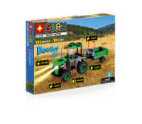 Light Stax Hybrid Tractor Building Set
