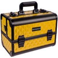 SHANY Fantasy Collection Makeup Train Case - NY TAXI - 1 Each