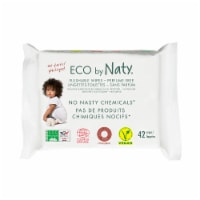 Eco by Naty Flushable Unscented Baby Wipes 504 Count