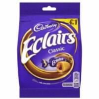 Cadbury Eclairs Pouch - 130 Gm (4.5 Oz) - 1 unit