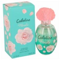 Cabotine Rosalie by Parfums Gres Eau De Toilette Spray 1.7 oz - 1.7 oz