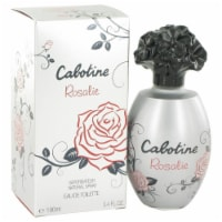 Cabotine Rosalie by Parfums Gres Eau De Toilette Spray 3.4 oz - 3.4 oz