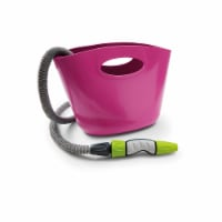 G.F. Garden Aqua Mini Self-Extendable Hose Kit Fuchsia