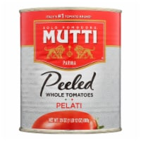 Mutti, Peeled Tomatoes - Case of 12 - 28 OZ - 28 OZ