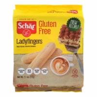 Schar - Cookies Ladyfingers Gluten Free - Case of 6 - 7.1 OZ - 7.1 OZ