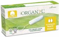 Organyc Regular Cotton without Applicator Tampons