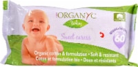 Organyc  Baby Wipes Sweet Caress