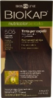 BioKap  Nutricolor Permanent Hair Dye 5.05 Chestnut Light Brown