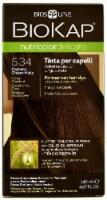 Biokap  Nutricolor Delicato Permanent Hair Dye 5.34 Honey Chestnut
