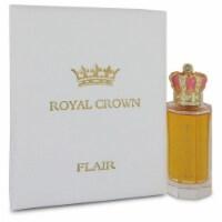 Royal Crown Flair by Royal Crown Extrait De Parfum Spray 3.3 oz - 3.3 oz