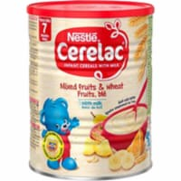 Nestle Cerelac Mixed Fruits Wheat With Milk - 400 Gm (14 Oz) [FS] - 1 unit
