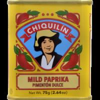 Chiquilin Mild Paprika