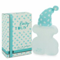 Baby Tous by Tous Eau De Cologne Spray (Alcohol Free) 3.4 oz - 3.4 oz