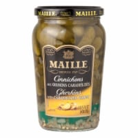 Maille - Cornichons Crmlzed Onion - Case of 12 - 13.5 OZ