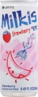 Lotte Milkis Strawberry Soda - 8.5 fl oz