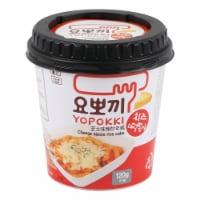 Yopokki Cheese Sauce Rice Cake