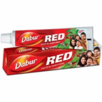 Dabur Red Tooth Paste - 200 Gm (7 Oz) - 1 unit