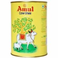 Amul Cow Ghee Vegetable Cooking OIl -  1L (905 Gm) - 1 unit
