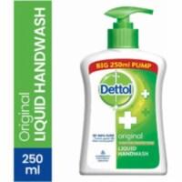 Dettol Original Liquid Handwash - 250 Ml  (8 Oz ) - 1 unit