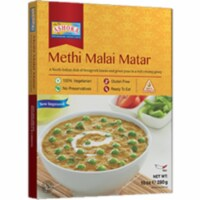 Ashoka Ready To Eat Methi Malai Matar - 280 Gm - 1 unit