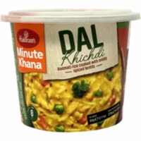 Haldiram's Minute Khana Dal Khichdi Cup - 60 Gm (2.11 Oz) - 1 unit