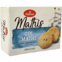 Haldiram's Gol Mathi - 200 Gm (7.06 Oz) - 1 unit