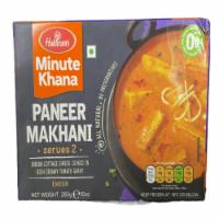 Haldiram's Ready To Eat Paneer Makhani - 300 Gm (10.59 Oz) - 1 unit