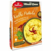 Haldiram's Ready To Eat Kadi Pakoda - 300 Gm (10.59 Oz) - 1 unit
