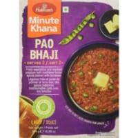 Haldiram's Ready To Eat Pao Bhaji - 300 Gm (10.59 Oz) - 1 unit