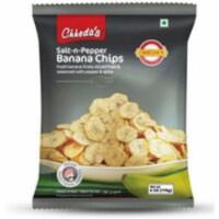 Chhedas Salt N Pep Banana Chips - 180 Gm (6 Oz) - 1 unit