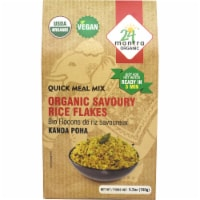 24 Mantra Organic Savoury Rice Flakes Kanda Poha