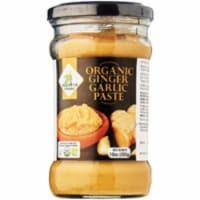 24 Mantra Organic Ginger Garlic Paste - 10 Oz (283 Gm) - 1 unit