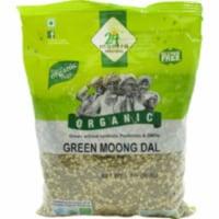 24 Mantra Green Moong Dal - 32 oz