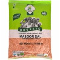 24 Mantra Organic Masoor Dal