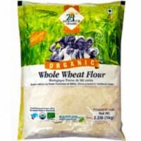 24 Mantra Organic Whole Wheat Flour - 2.2 Lb (907 Gm) - 1 unit