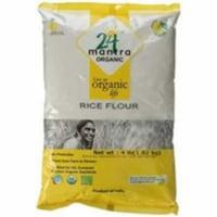 24 Mantra Organic Rice Flour - 4 Lb (1.82 Kg) - 1 unit