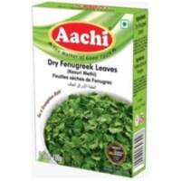Aachi Dry Fenugreek Leaves (Kasuri Methi) - 100 Gm (3 Oz) - 1 unit