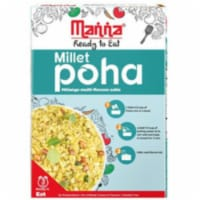 Manna Millet Poha Ready to Cook - 180 Gm (5 Oz) - 1 unit